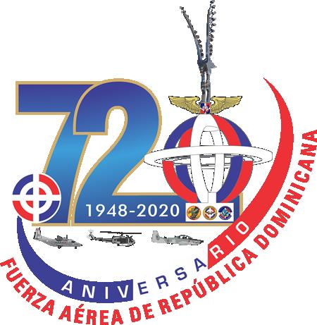 Logo 72 aniversario