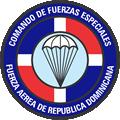 Logo Comando Fuerzas Especiales
